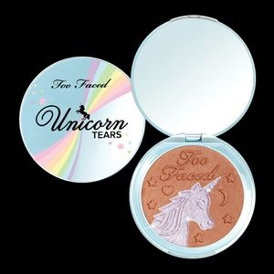 Too Faced Makeup - 💙Too Faced Unicorn Bronzer (Highlighter)
